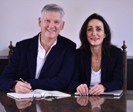 Isabelle Sol-Dourdin et Jean Keup